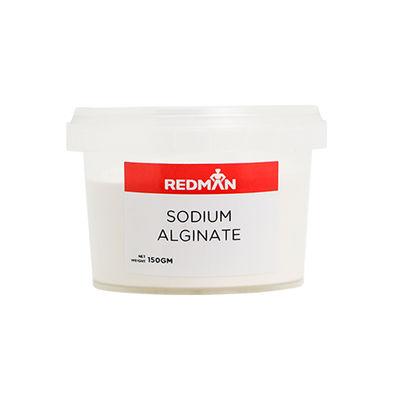 REDMAN SODIUM ALGINATE 150G