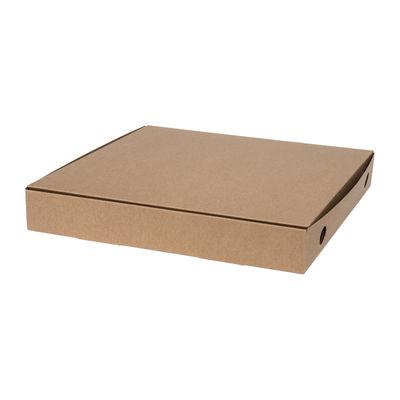 """REDMAN UNKRAFT PIZZA BOX 10X10X1.5"""" 5PCS"""