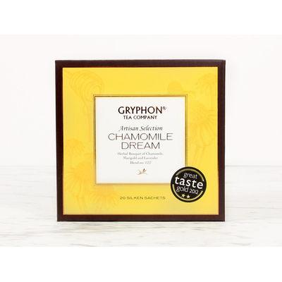 GRYPHON CHAMOMILE DREAM TEA 20SCT