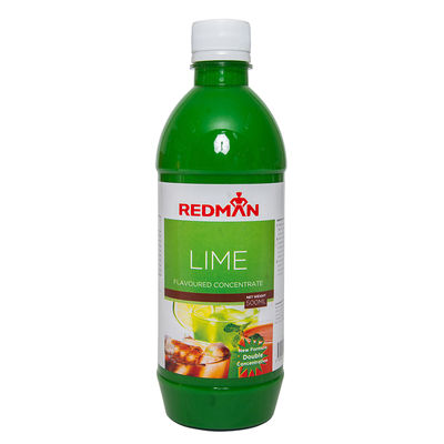 REDMAN LIME FLAVOURED CONCENTRATE 500ML