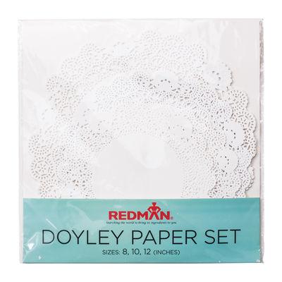 "REDMAN DOYLEYS PAPER SET 8""/10""/12"" 72PC"