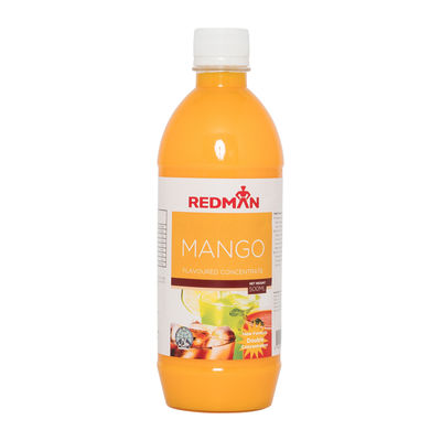 REDMAN MANGO FLAVOURED CONCENTRATE 500ML