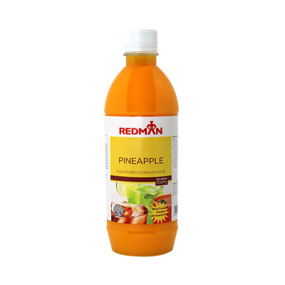 REDMAN PINEAPPLE FLAVOURED CONCENTRATE 500ML