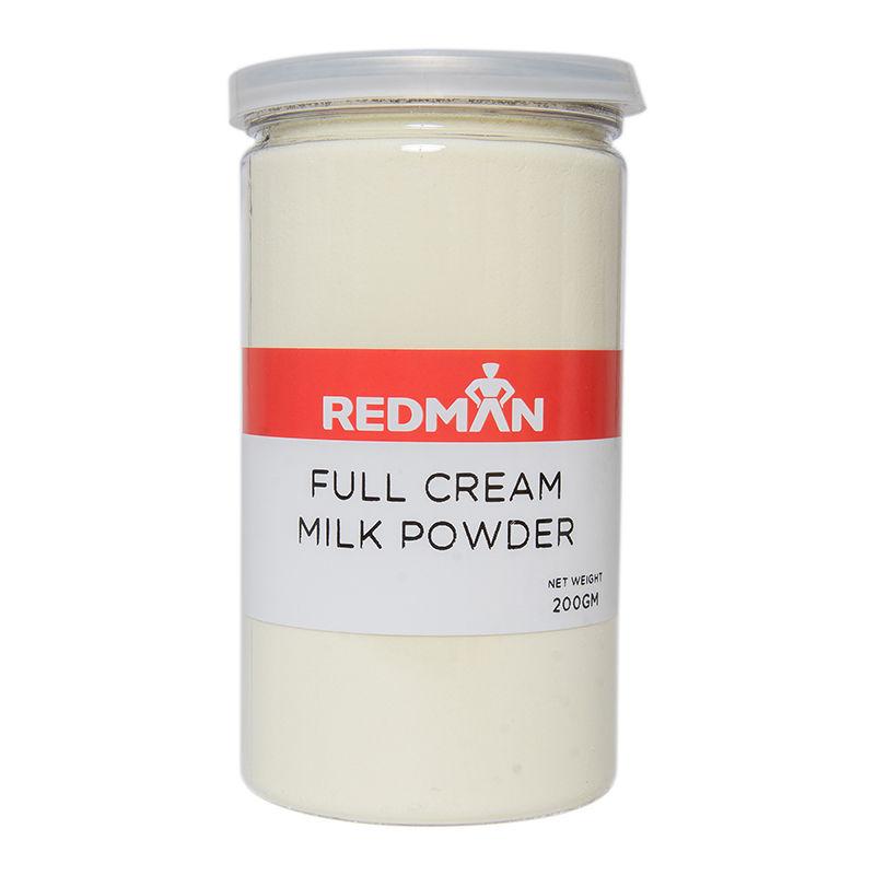 REDMAN FULL CREAM MILK POWDER 200G image number 0