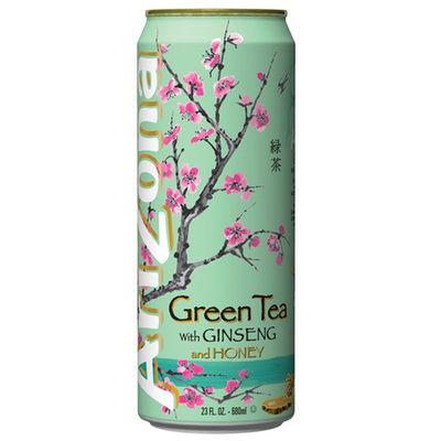 ARIZONA DRINK GREENTEA W GINSENG&HONEY