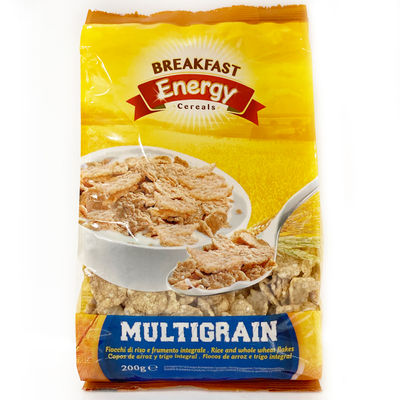 BREAKFAST ENERGY MULTIGRAIN CEREAL 200G