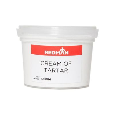 REDMAN CREAM OF TARTAR 100G