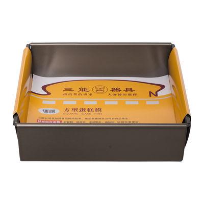 """SANNENG PAN CAKE SQ REMOVABLE12""""SN5125"""