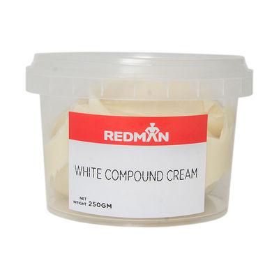 REDMAN WHITE COMPOUND CREAM 250G [Best Before:02-11-21]