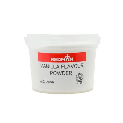 REDMAN VANILLA FLAVOUR POWDER 70G