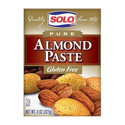 SOLO ALMOND PASTE 50% 227G
