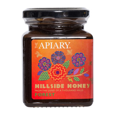 APIARY FOREST HONEY 250G