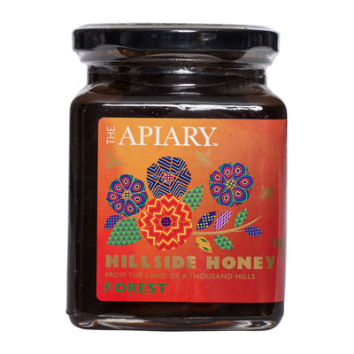 APIARY FOREST HONEY 500G