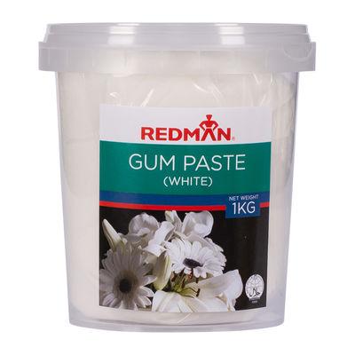REDMAN GUM PASTE WHITE 1KG