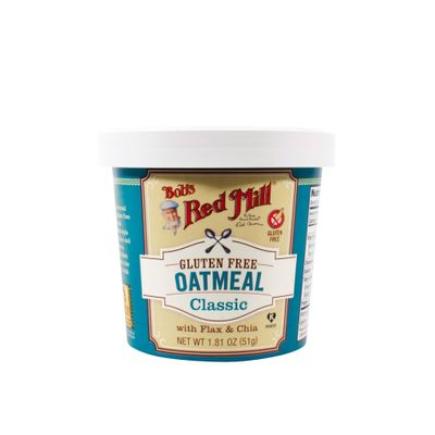 BOB'S RED MILL OATMEAL CUP-CLASSIC