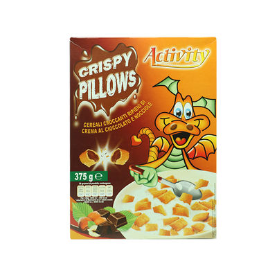 ACTIVITY CRISPY PILLOWS CEREAL 375G