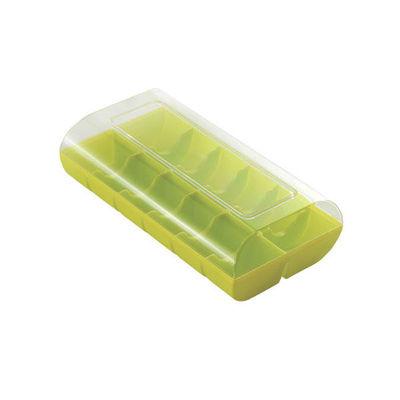 SILIKOMART BOX MACARON 12 LIGHT GREEN