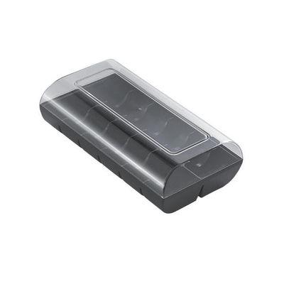 SILIKOMART PLASTIC MACARON BOX 12 BLACK