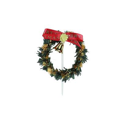 REDMAN CHRISTMAS WREATH C072 5PCS