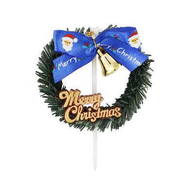 REDMAN CHRISTMAS WREATH C357 5PCS
