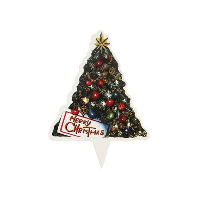 OTHERS CHRISTMAS TREE DECOR CARD J014 100PCS