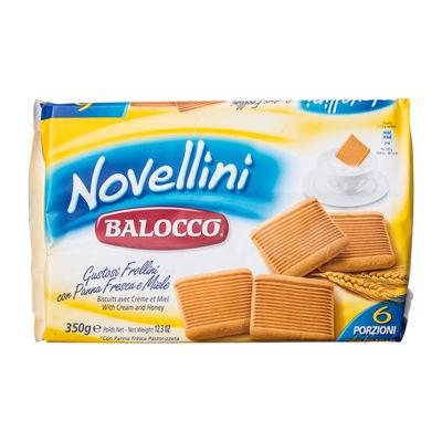 BALOCCO NOVELLINI BISCUITS 350G