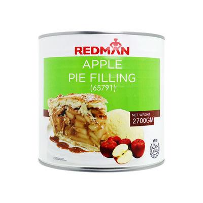 REDMAN APPLE PIE FILLING 2.7KG