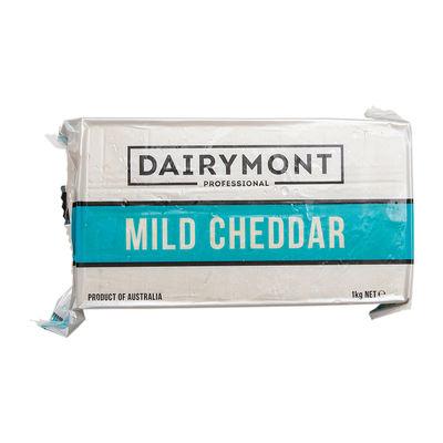 DAIRYMONT CHEDDAR CHEESE BLOCK 1KG