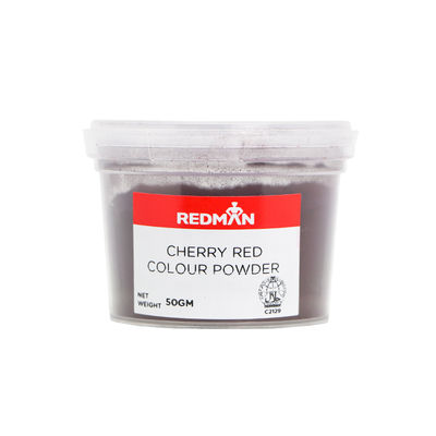 REDMAN CHERRY RED COLOUR POWDER 50G