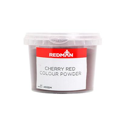 REDMAN CHERRY RED COLOUR POWDER 400G