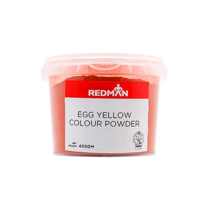 REDMAN EGG YELLOW COLOUR POWDER 400G
