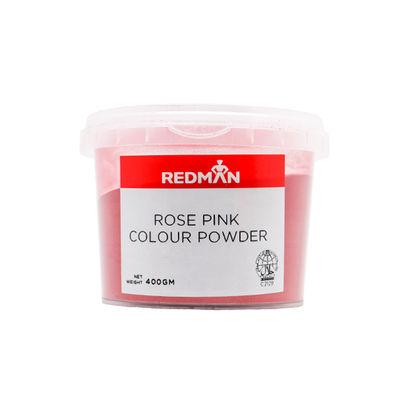 REDMAN ROSE PINK COLOUR POWDER 400G