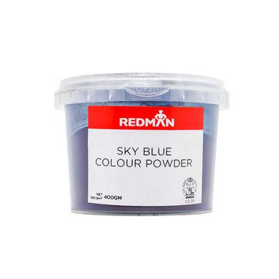 REDMAN SKY BLUE COLOUR POWDER 400G