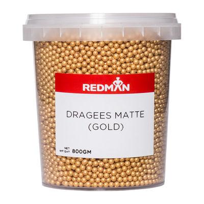 REDMAN MATTE GOLD DRAGEES 800G