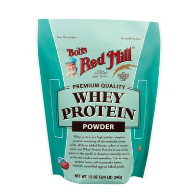 BOB'S RED MILL WHEY PROTEIN CONCENTRATE 12OZ