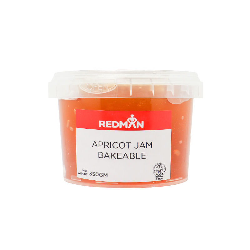 APRICOT JAM BAKEABLE 350G image number 0