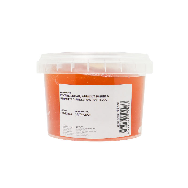 APRICOT JAM BAKEABLE 350G image number 1