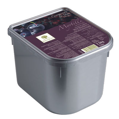 RAVIFRUIT FROZEN COMPOTEE BLUEBERRY 2.5KG