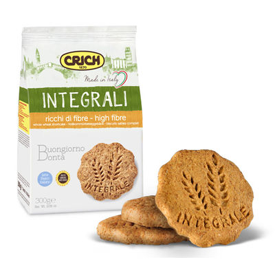 CRICH WHOLE WHEAT BISCUITS 300G