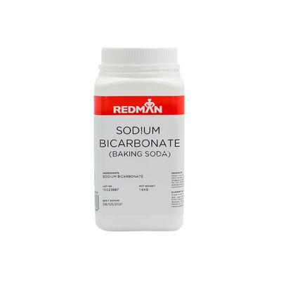 REDMAN SODIUM BICARBONATE (BAKING SODA) 1.6KG