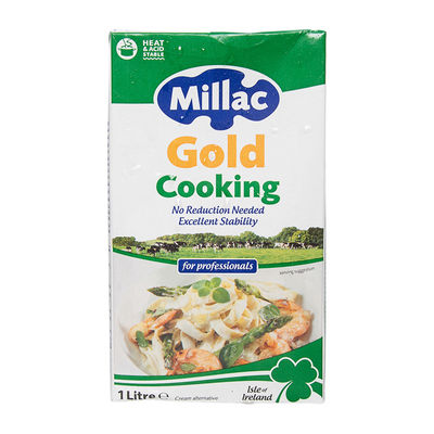 MILLAC GOLD UHT COOKING CREAM 1L
