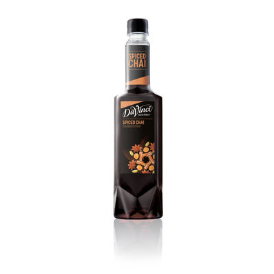 DAVINCI SPICED CHAI CONCENTRATE SYRUP 750ML