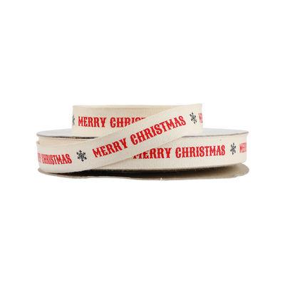 REDMAN RIBBON MERRY CHRISTMAS 16MMX25M