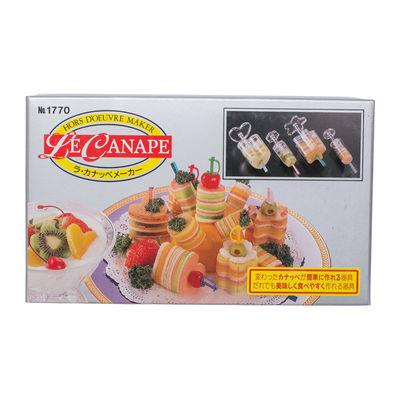 CAKE LAND CANAPÉ SET 7PCS