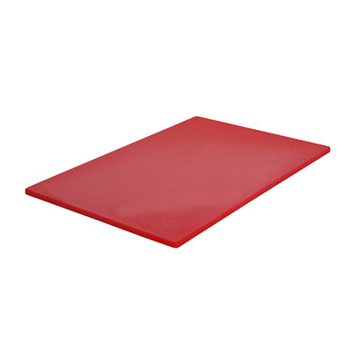 SCHNEIDER CUTTING BOARD HDPE RED