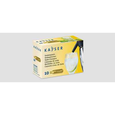 KAYSER SODA CHARGERS 1101