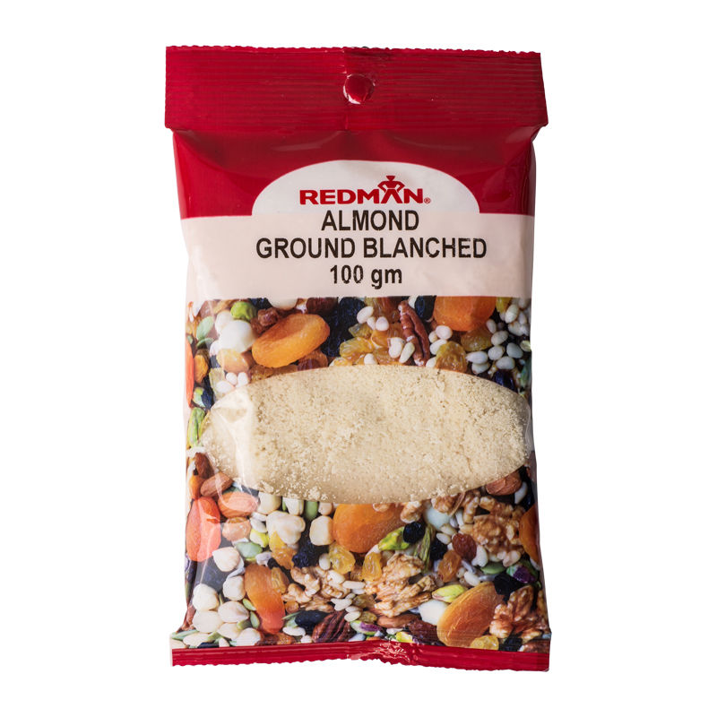 BLANCHED GROUND ALMOND100G image number 0