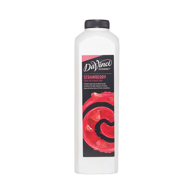 DAVINCI SYRUP FRUIT MIX STRAWBERRY/DAVINCI 1L
