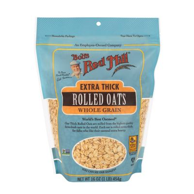 BOB'S RED MILL OATS ROLLED THICK 16OZ