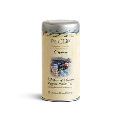 TEA OF LIFE TEA ORGANIC WHISPERS OF SUMMER/TEA OF LIF